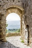 Archway In San Quirico