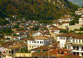 Old town of Berat, Albania