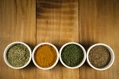 Four spices