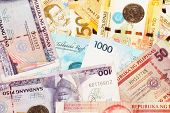 Assorted Filipino Pesos