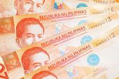 Twenty Filipino Peso Notes