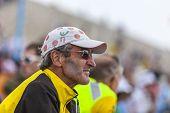 Profile Of Veteran Fan Of Le Tour De France