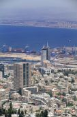 View Of The Haifa