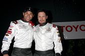 LOS ANGELES - APR 1:  Corbin Bleu, Nick Wechsler at the Toyota Grand Prix of Long Beach Pro/Celebrit