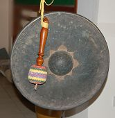 Traditional Malay Gong
