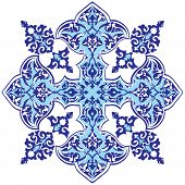 Oriental Ottoman Design Thirty One Version
