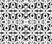 stock photo of ottoman  - created with traditional Ottoman motifs pattern series - JPG