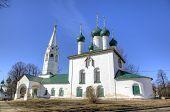 St. Nicholas church. Yaroslavl, Russia