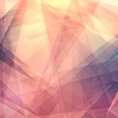 picture of polygons  - Abstract polygonal background - JPG