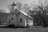 Maple Grove Christian Church, Paint Bank, Virginia