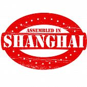 Assembled In Shanghai