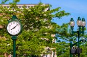 Petoskey Clock