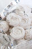Homemade Zephyr (marshmallows) In A Gift Box