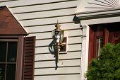 House entrance lamp