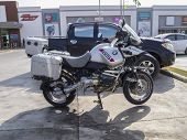 Bmw Gs Touratech Motorcycle