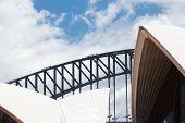 Sydney Opera House Closeup