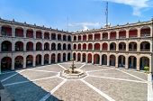 National Palace in Mexico City