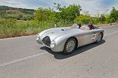 Veritas Comet Rs (1949) Runs In Mille Miglia 2014