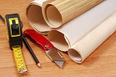 wallpaper and tools