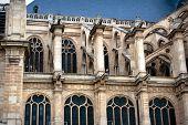 Paris Tourism And St Eustache Church