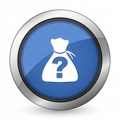 stock photo of riddles  - riddle icon   - JPG