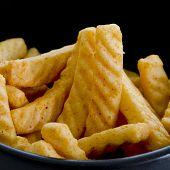 Fresh Crunchy Prawn Crackers.