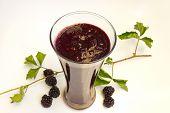 Blackberry juice