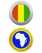 Button As A Symbol  Guinea