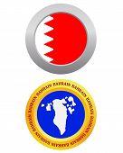 Button As A Symbol Bahrain.eps