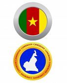 Button As A Symbol Cameroon