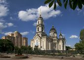 Donetsk - Nativity Of Christ Church