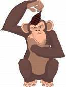 Monkey with a grenade
