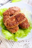 Beef Mince Meat Cutlets