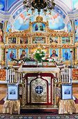 Altar Of The Church Of St. Catherine In Feodosia