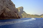 Boat Track By Formentor