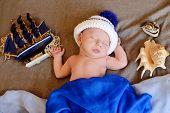 Newborn Sailor