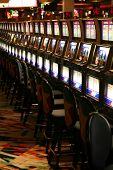 slot machines alignment
