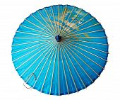 Vintage traditional japanese parasol