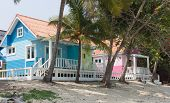 Colourful Bungalows