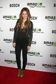 LOS ANGELES - FEB 3:  Mackenzie Lintz at the