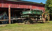 Old Farm Wagon