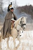 Russian Cavalry Soldier