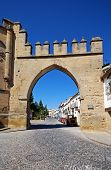 Jaen Gate, Baeza.