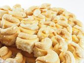 A Side Of Cashew Nut Cookie
