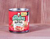 Can Of Chef Boyardee Beef Ravioli