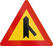 foto of priorities  - Icelandic danger warning sign - JPG