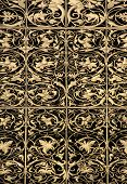 Goldleaf Ornamental Pattern