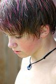 Teen Boy Profile