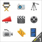 film icon 1 vector