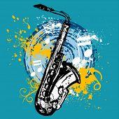 projeto de saxofone